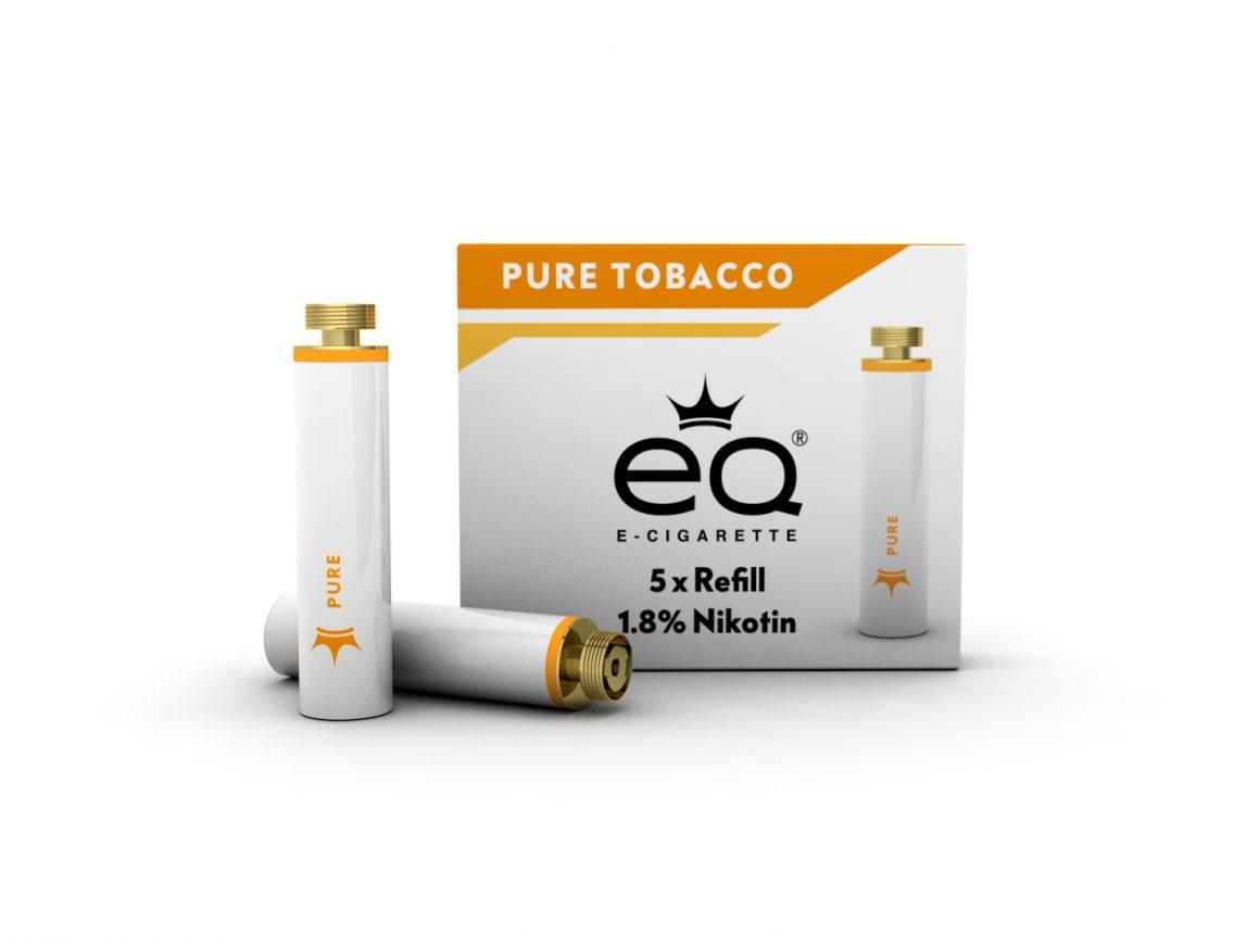 Pure Tobacco 1.8% Nikotin