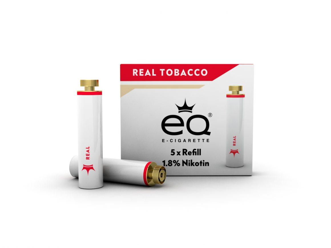 Real Tobacco 1.8% Nikotin