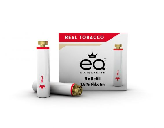 Real Tobacco 1.8% Nikotin