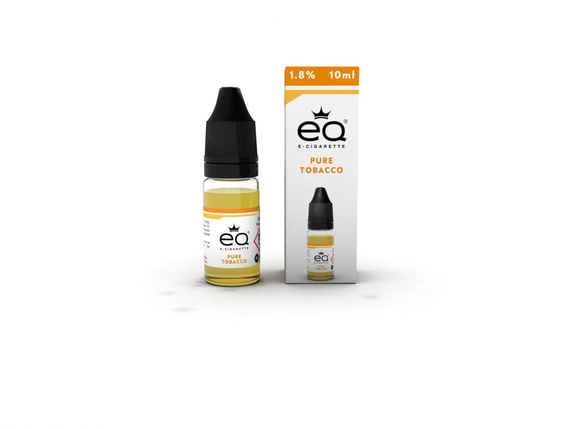 E-vätska Pure Tobacco