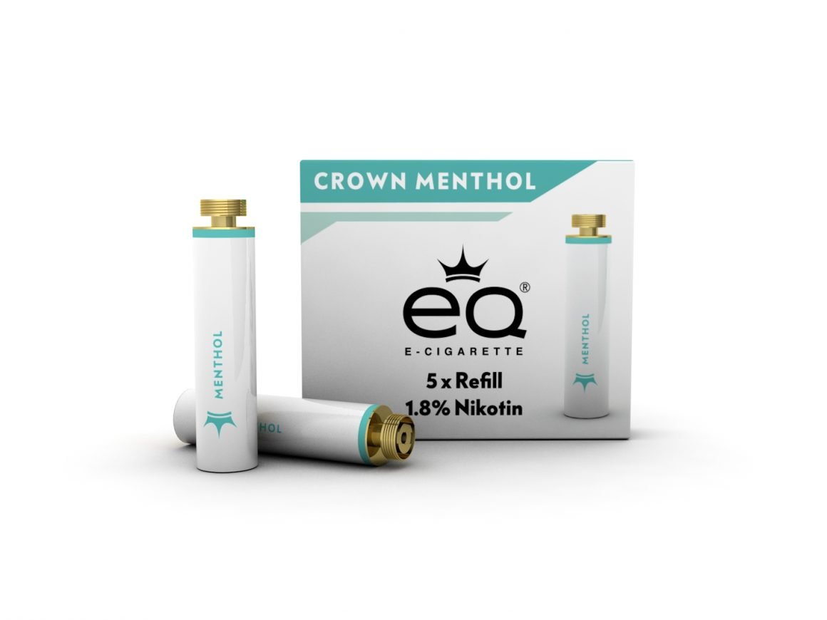 Crown Menthol 1.8% Nikotin