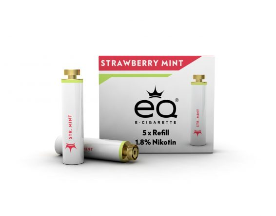 Strawberry Mint e-cigg